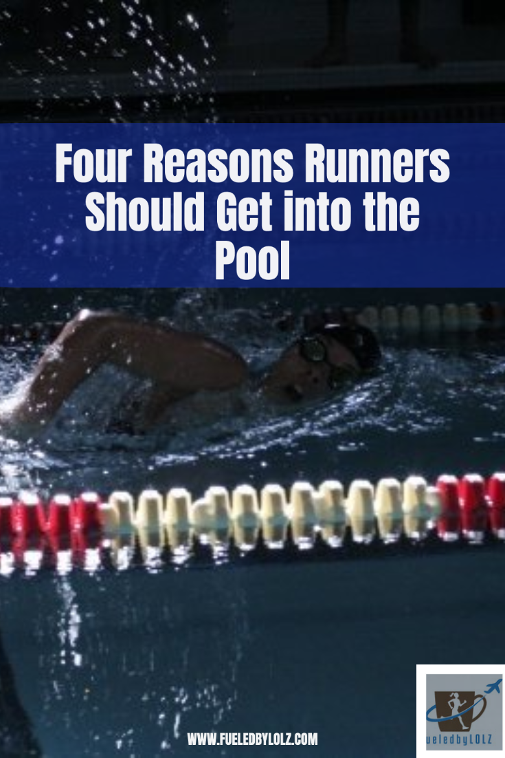 Four Reasons Runners Should Get into the Pool