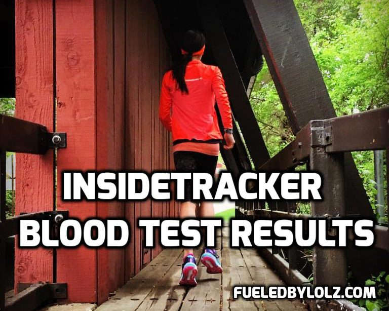 InsideTracker Blood Results