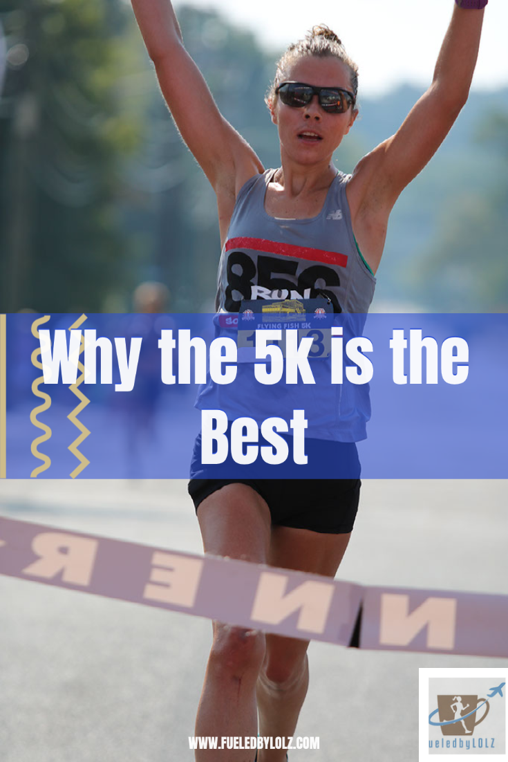 Why the 5k is the best