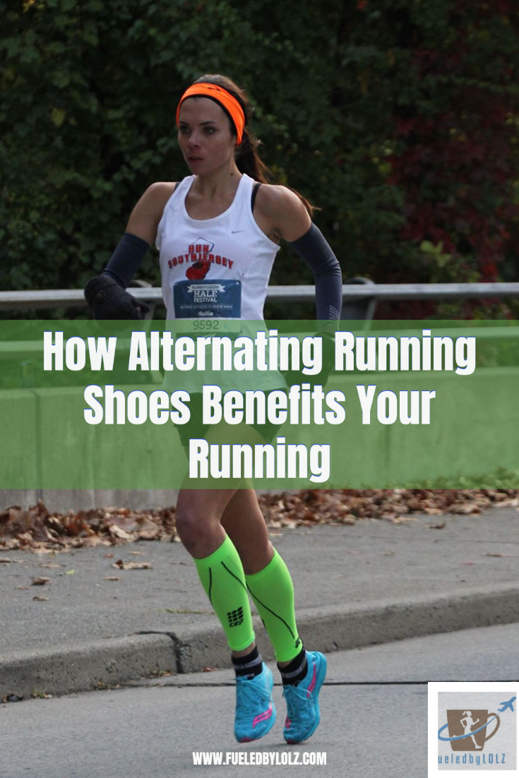 How Alternating Running Shoes Benefit Your Running