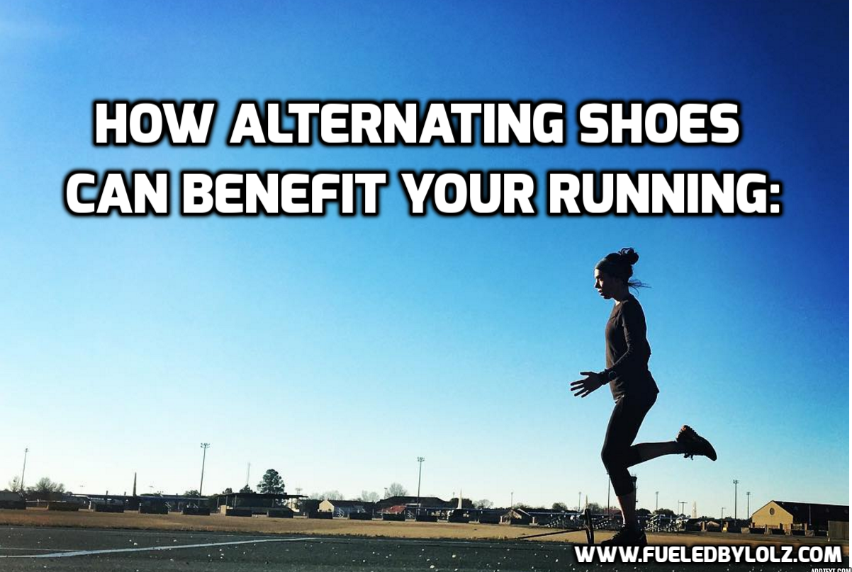 How Alternating Shoes Can Benefit Your Running: