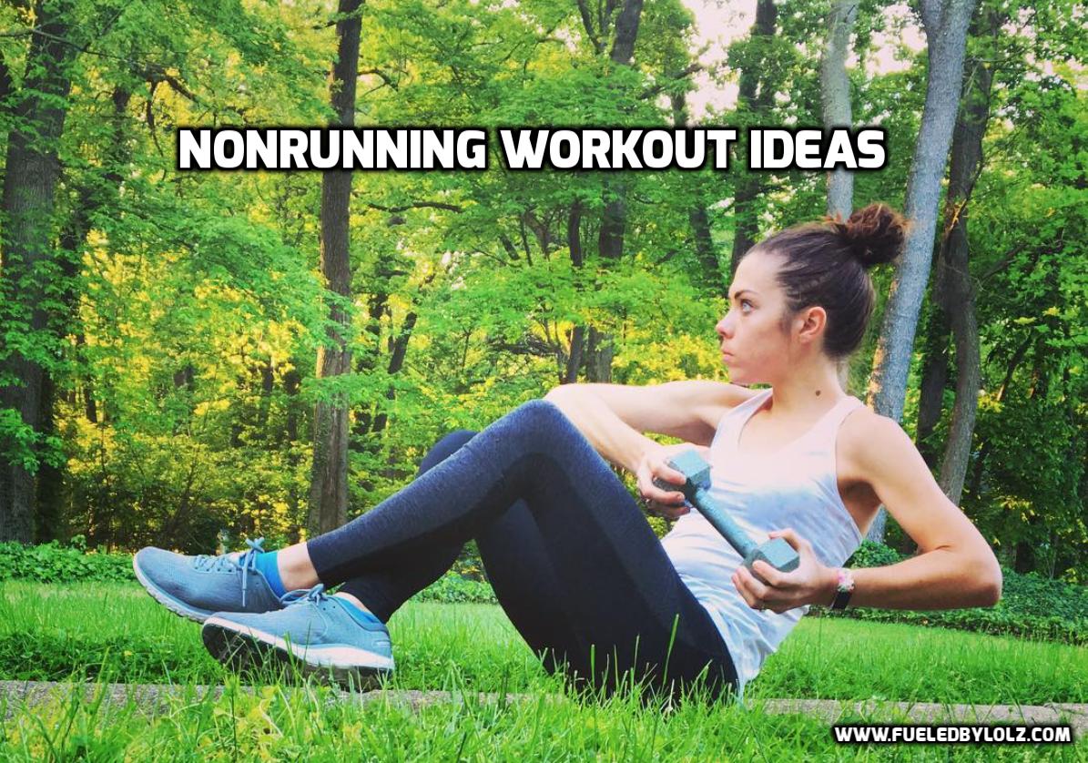 non running workout ideas