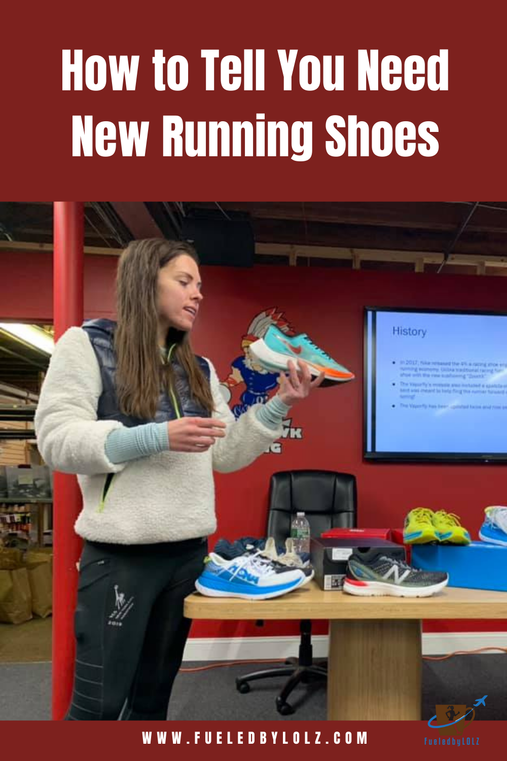 How to tell if you need new running shoes