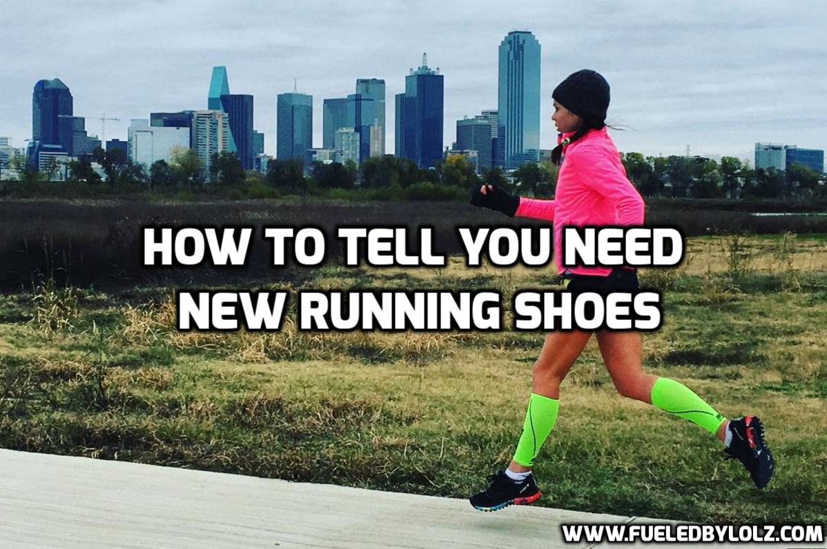 How to Tell You Need New Running Shoes