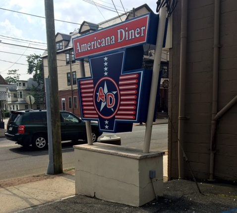 Americana Diner West Orange