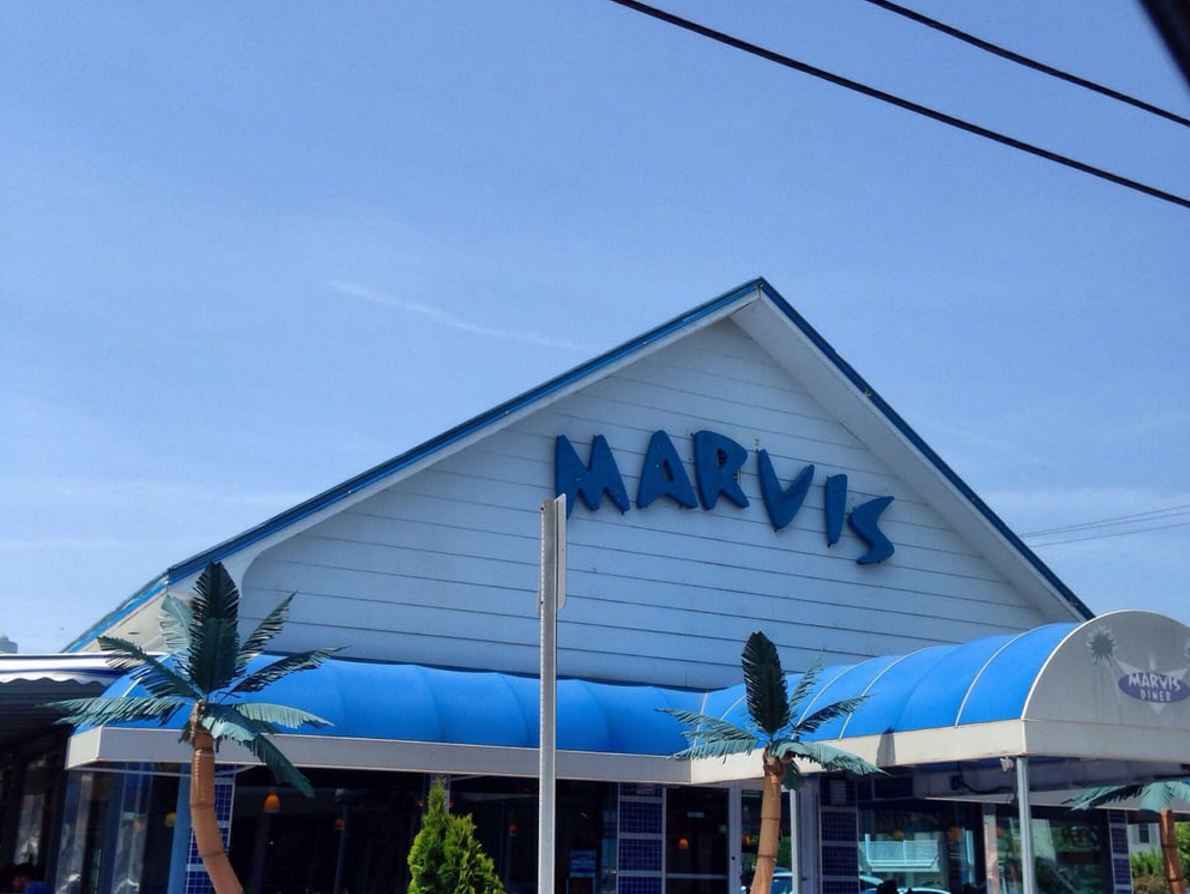 Marvis Diner Wildwoods