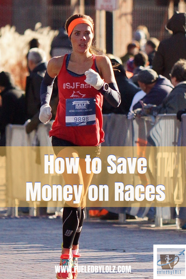 How to save money on races