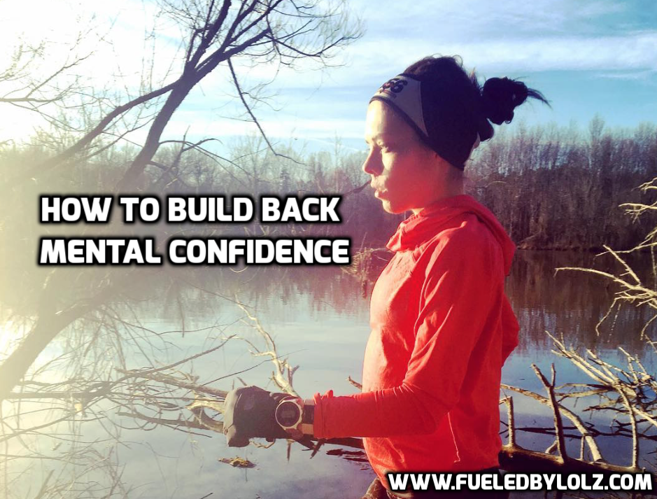 How to Build Back Mental Confidence