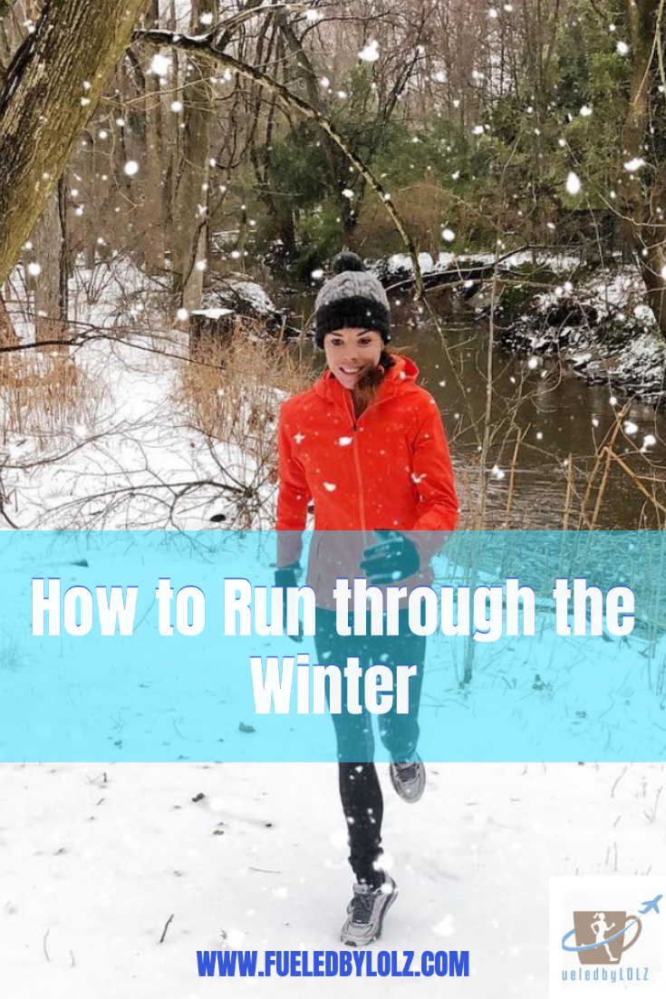 How to run through winter