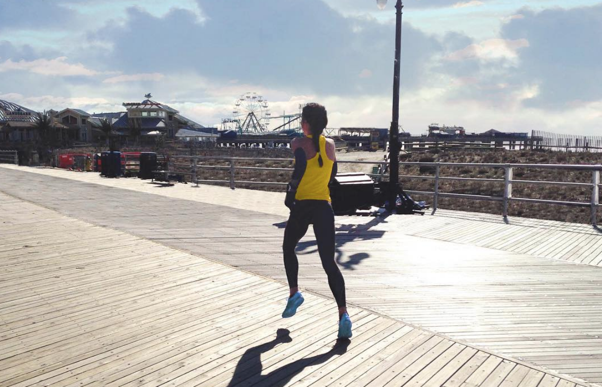 me running atlantic city