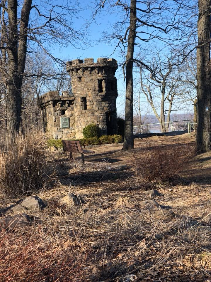hiking the palisades park nj