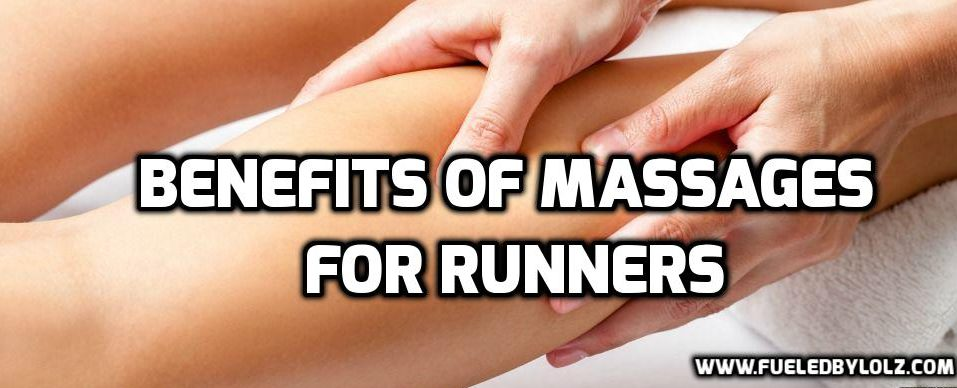 Benefits of Massages for Runners