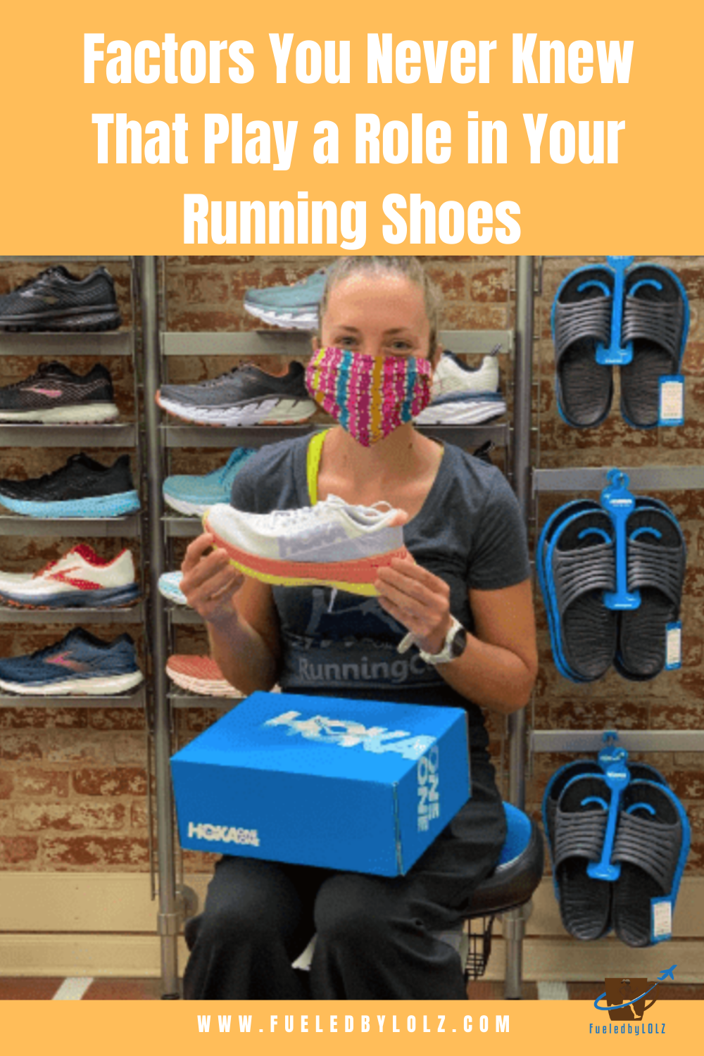 Factors You Never Knew That Play a Role in Your Running Shoes