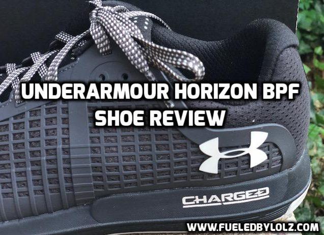 underarmour Horizon BPF shoe review