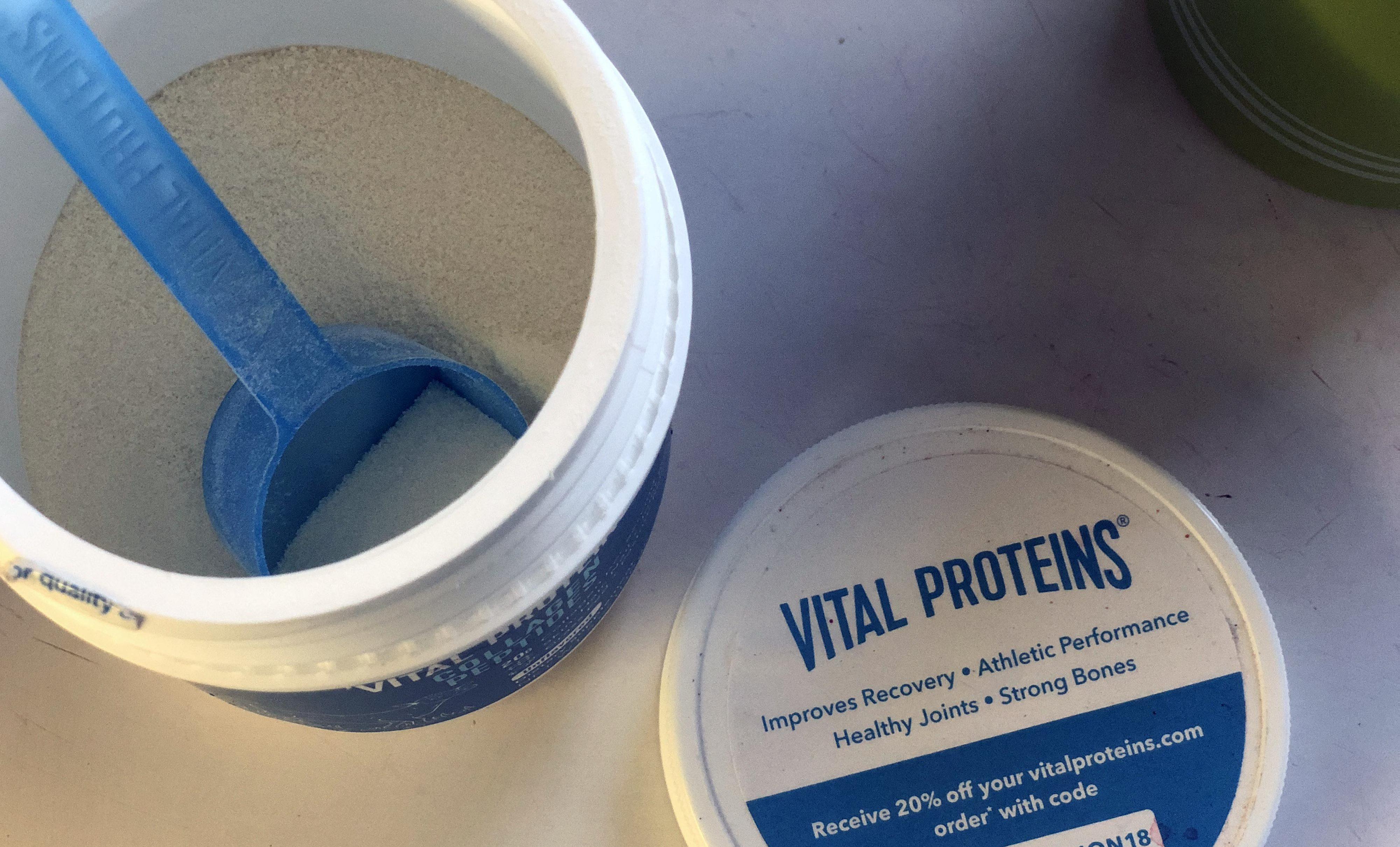 Vital proteins hot cocoa collagen