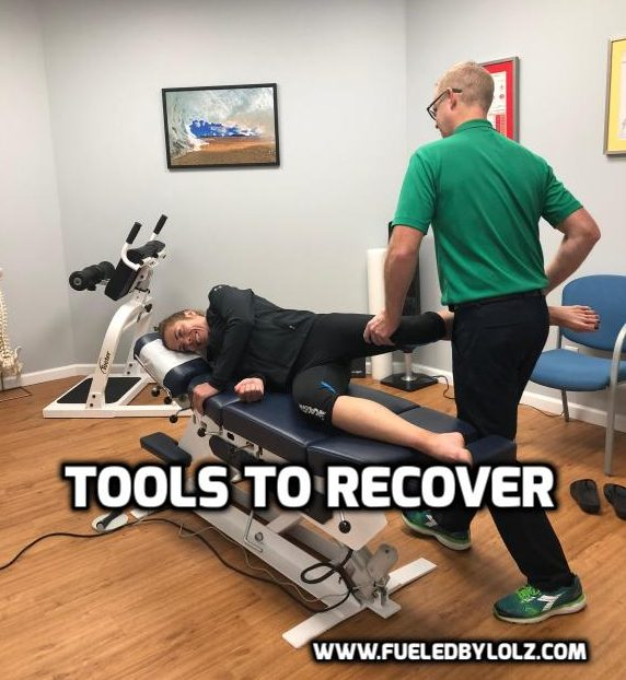 tools to recover running
