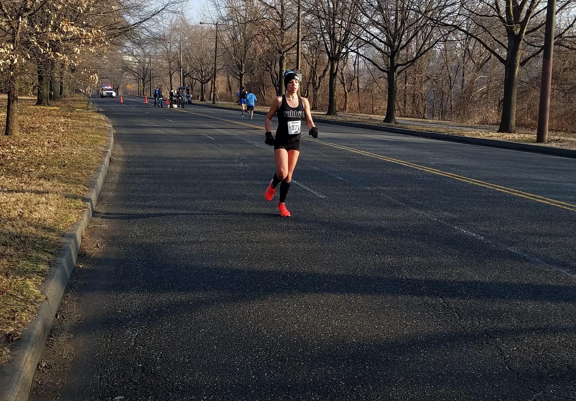 me running special olympics leprechaun