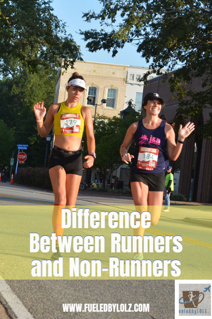 The Difference Between Runners and Non-Runners