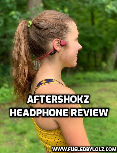 Aftershokz Headphone review