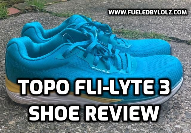 Topo Fli-Lyte 3 Shoe Review