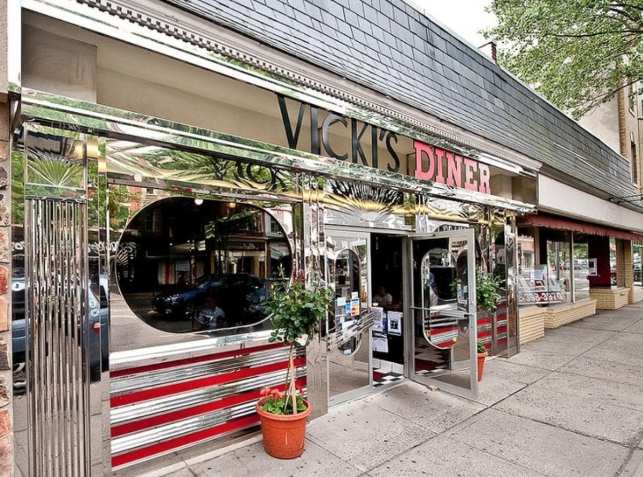 Vicki's Diner Westfield