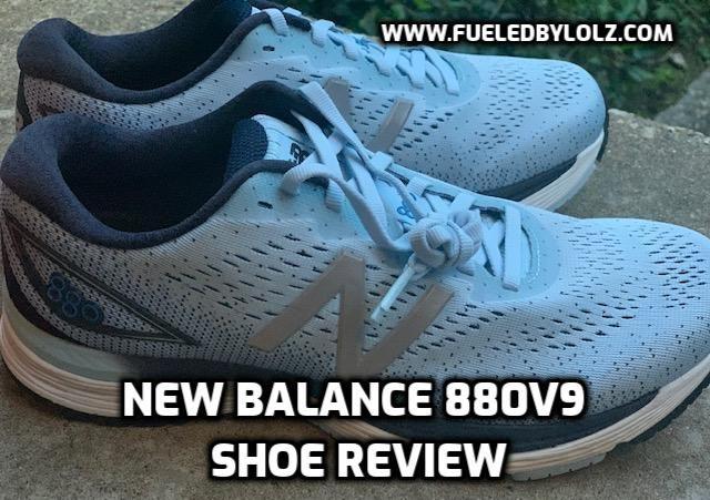 New Balance 880v9 Shoe Review