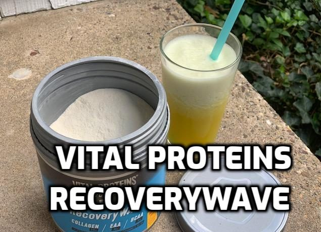 Vital Proteins RecoveryWave