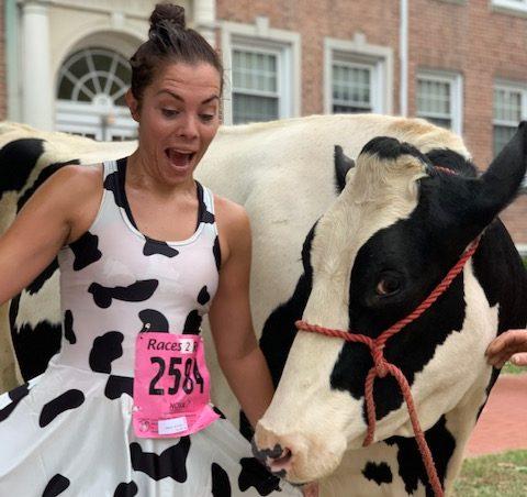 cow run 10 miler