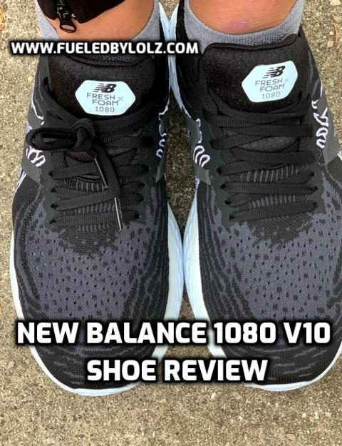 New Balance 1080 v10 Shoe Review