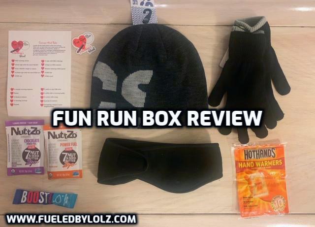 Fun Run Box Review