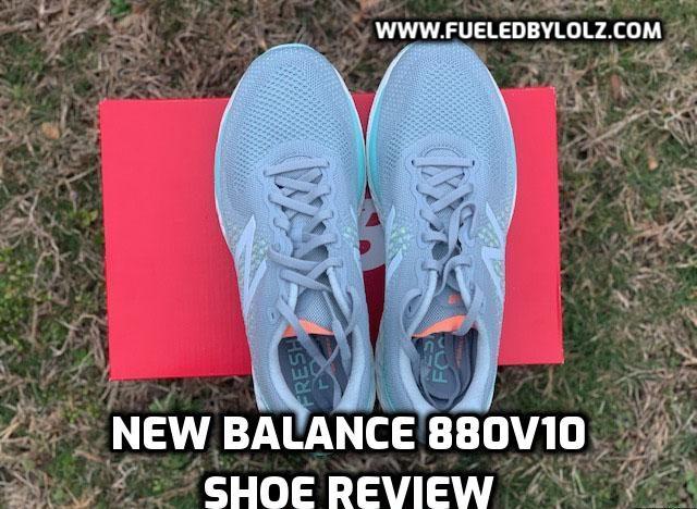 New Balance 880v10 Shoe Review