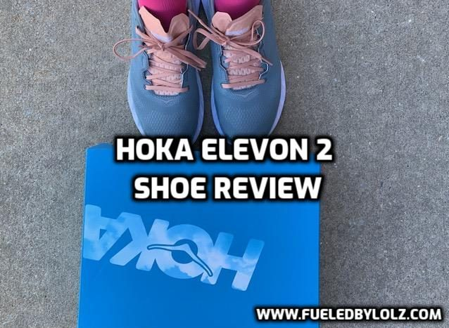 Hoka Elevon 2 Shoe Review