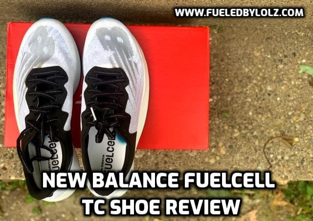 New Balance Fuelcell TC Shoe Review