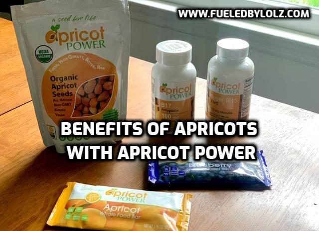 Benefits of apricot power