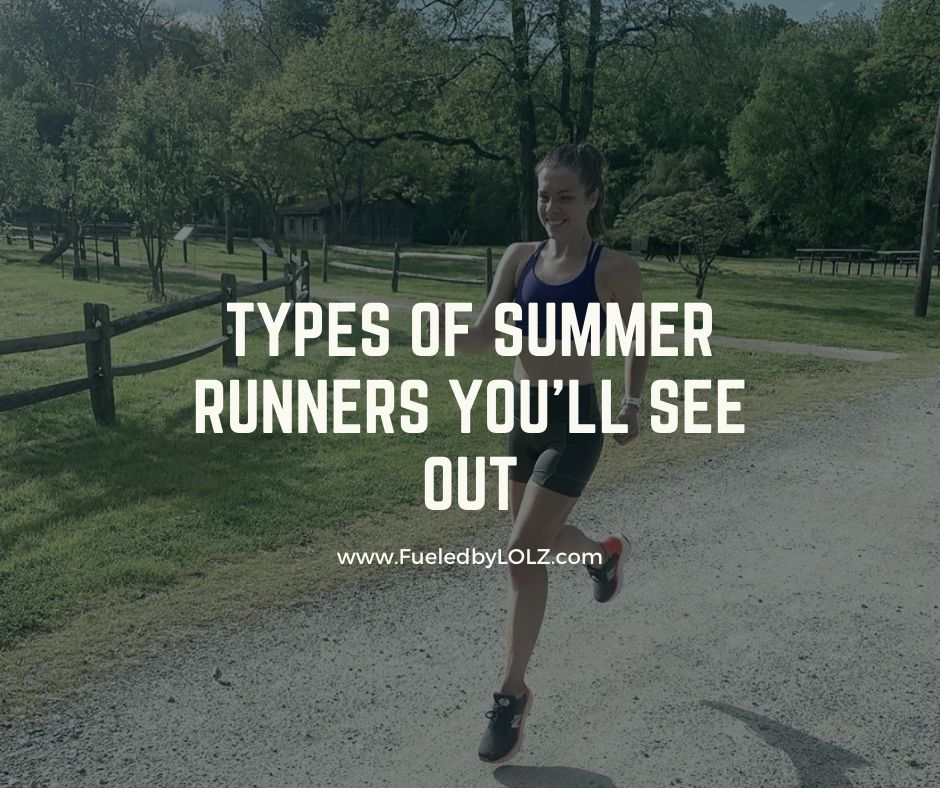 Types of Summer Runners You'll See Out
