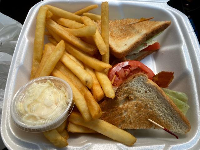 Andover Diner BLT