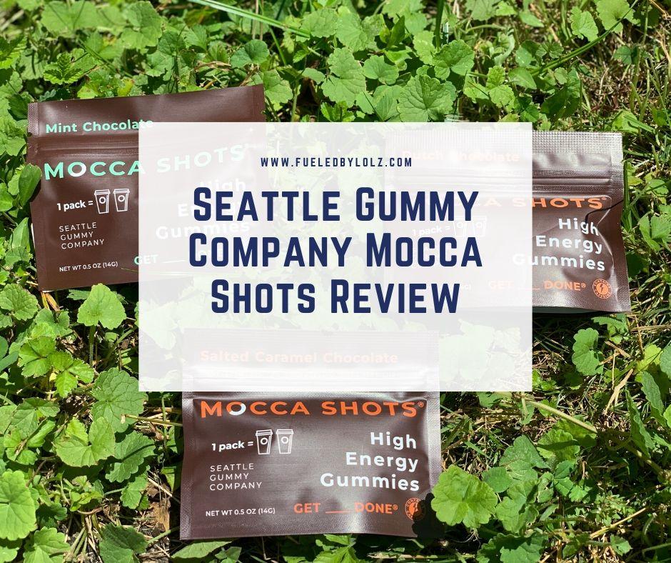 Seattle Gummy Company Mocca Shots