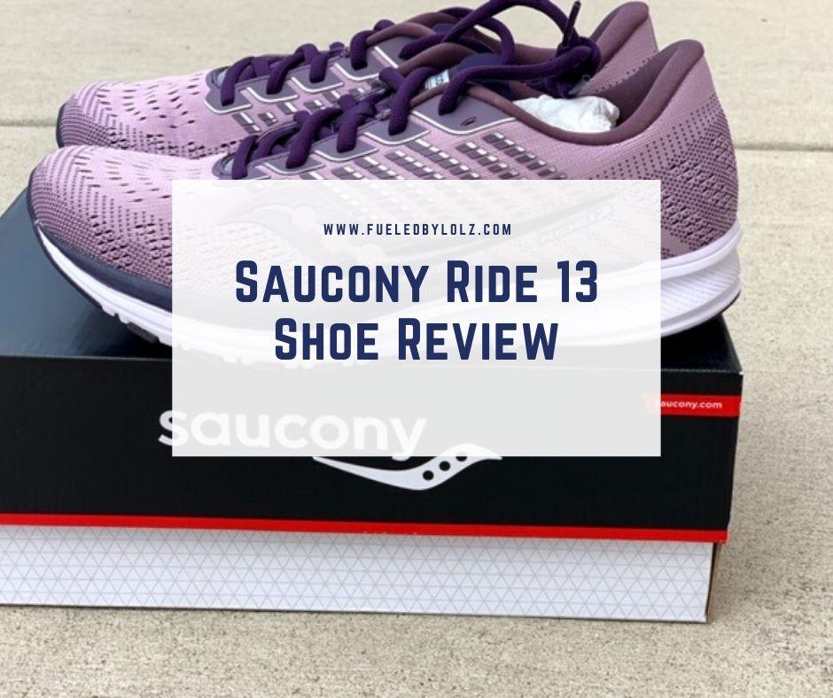 Saucony Ride 13 Shoe Review