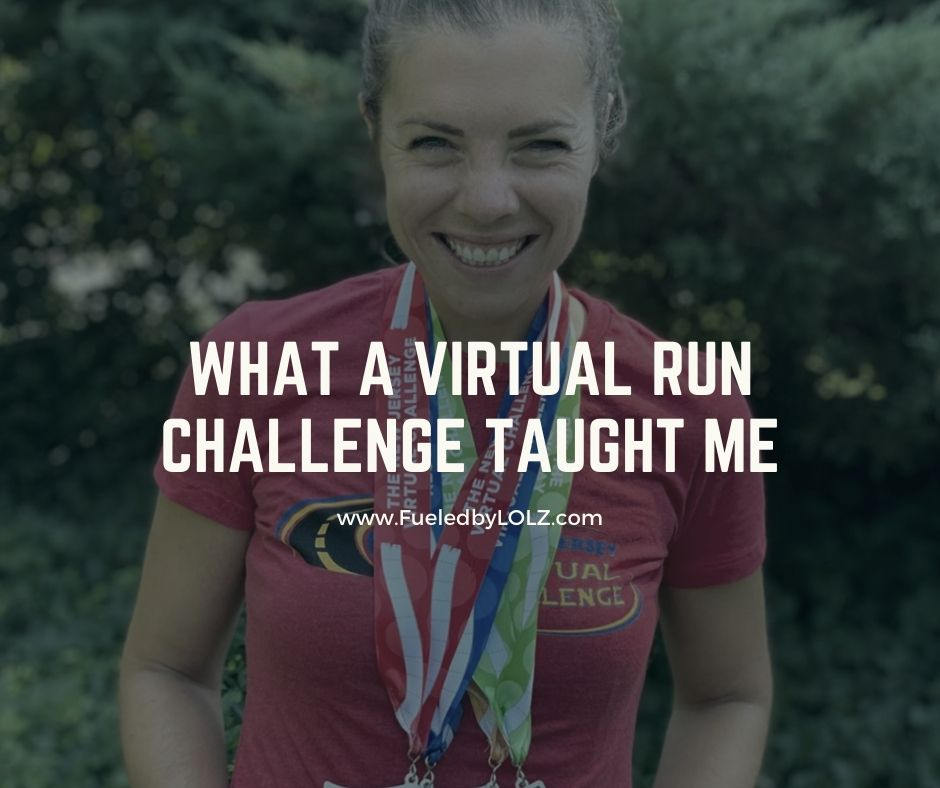 What a Virtual Run Challenge Taught Me