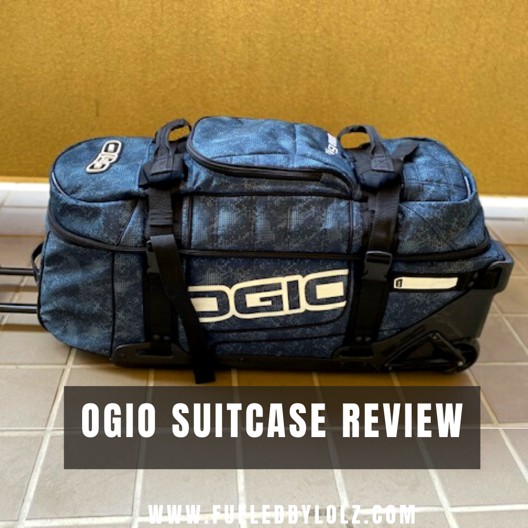 Ogio suitcase review