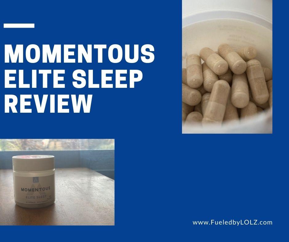 Momentous Elite Sleep Review