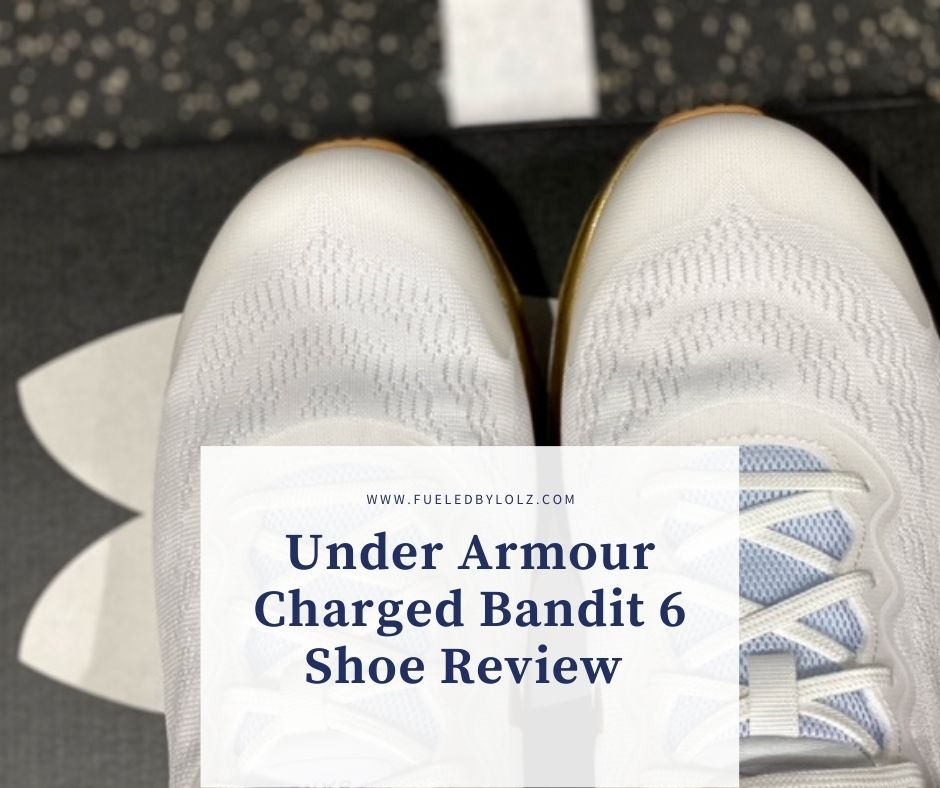 Under Armour Charged Bandit 6 Shoe Review