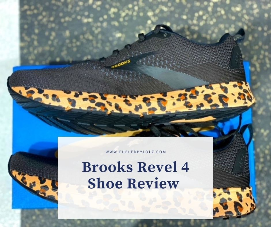 Brooks Revel 4 Shoe Review