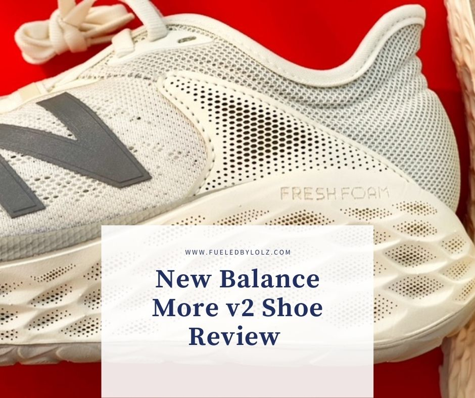 New Balance More v2 Shoe Review