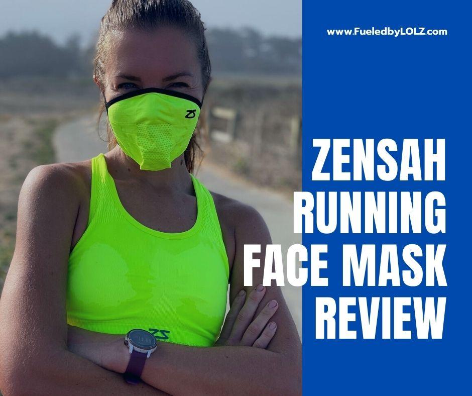 Zensah Running Face Mask Review