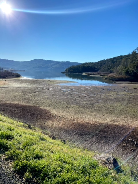 Lake Hennessy Shoreline Trail (St. Helena)