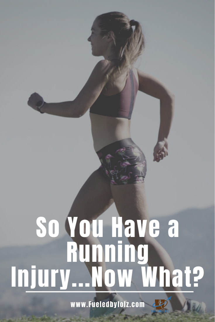So you have a running injury...now what