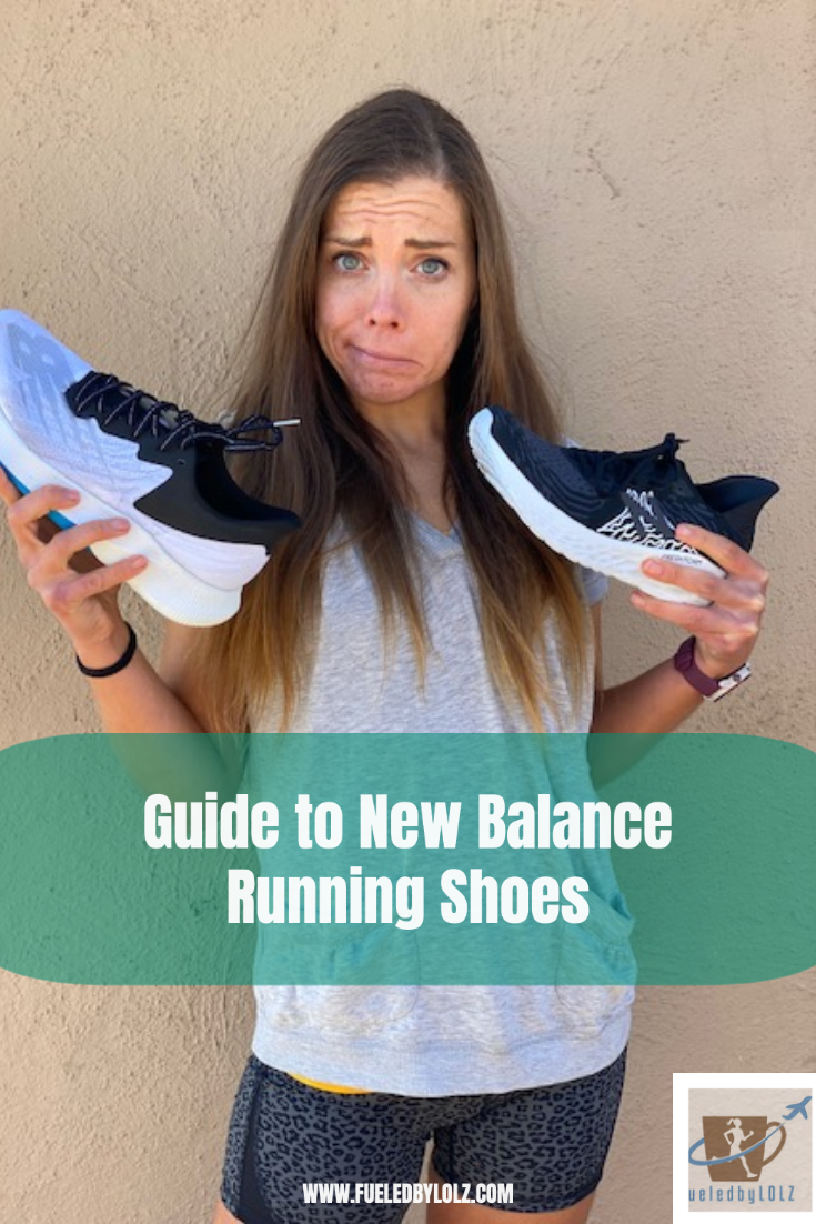 Guide to New Balance Running Shoes