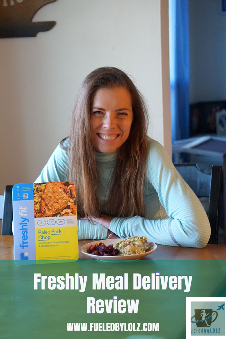 Freshly meal delivery review
