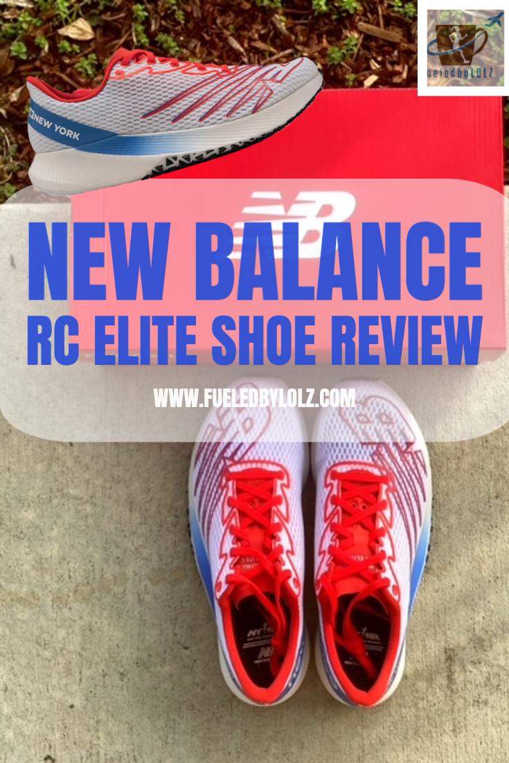 New Balance RC Elite Shoe Review
